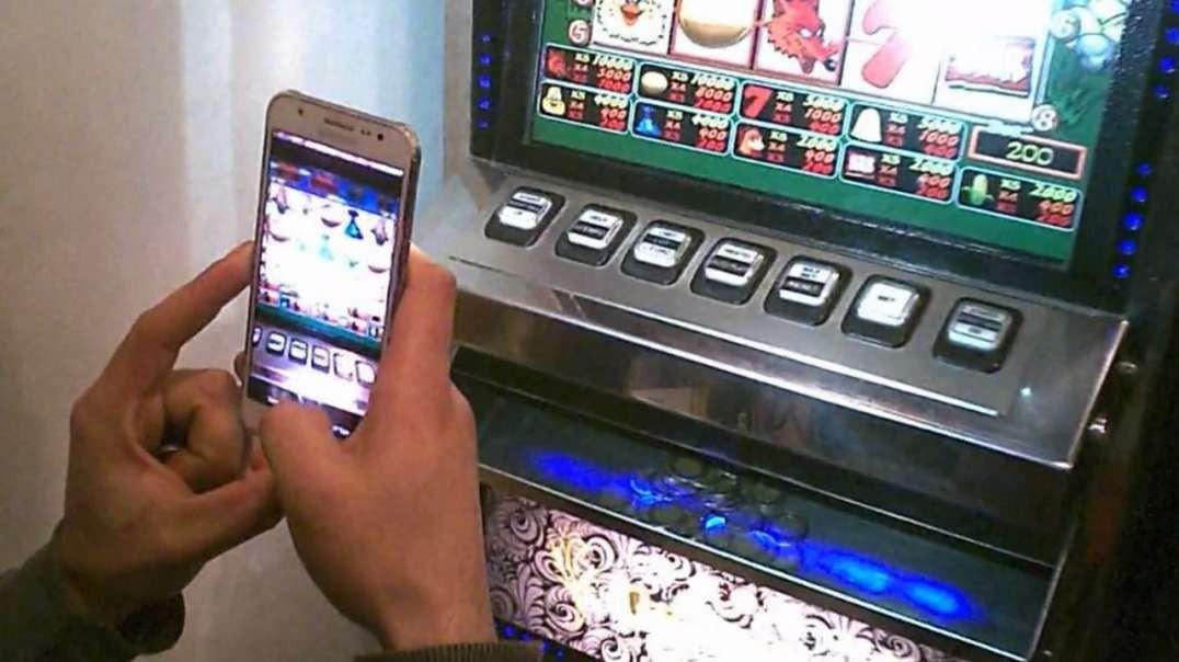 Slot machine, maxi sequestro di falsi apparecchi anti ludopatia | VIDEO
